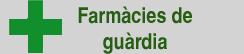 Bànner Farmàcies de guàrdia