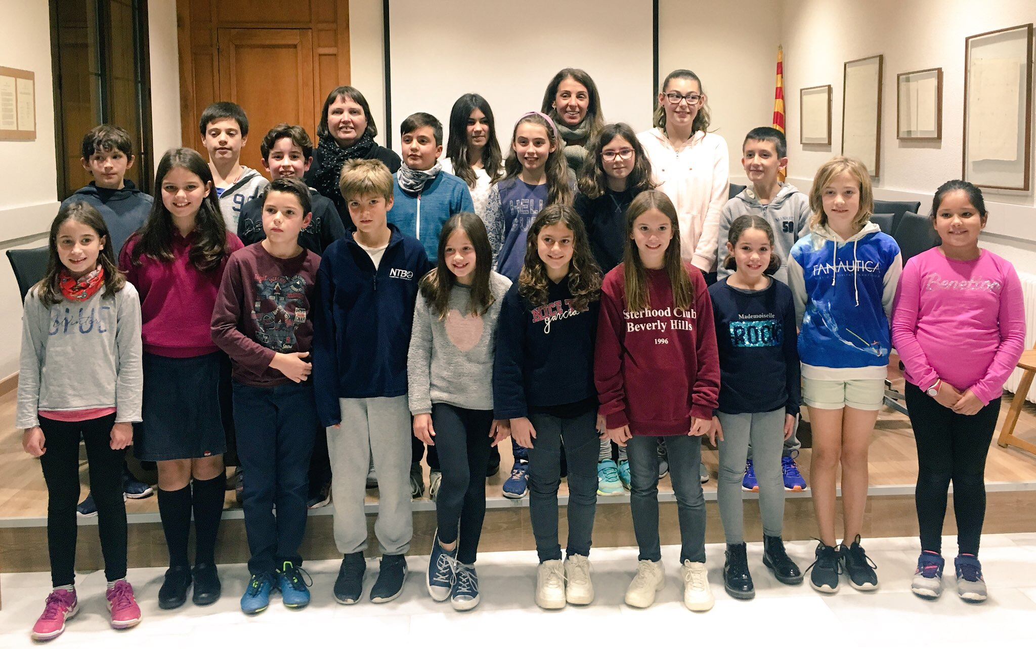 Consell d'Infants 2018-2019